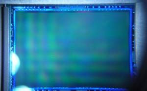 czyszczenie matrycy pentax k200d - zdjęcie sensora CCD po czyszczeniu wykonanym w serwisie Suel