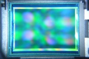 czyszczenie matryc nikon D7000 sensor po - serwis aparatów Suel
