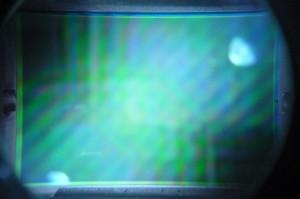 czyszczenie matrycy canon 5d 3331306107 sensor przed - Suel Serwis